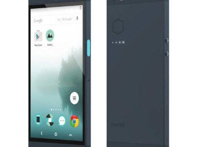Nextbit Robin, a Cloud Technology Based Smartphone