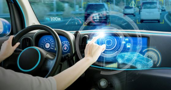 gesture recognition applications