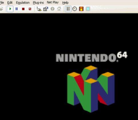 1964 Nintendo 64 Emulator