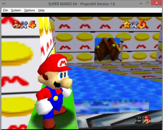 Project 64 Nintendo Emulator