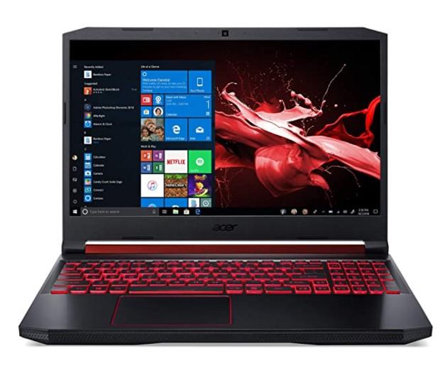 Acer Nitro 5 AN515-43 AMD Ryzen 7 3750H laptop for gaming