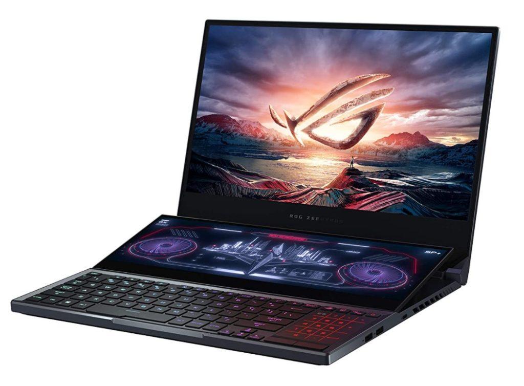 Asus ROG Zephyrus Duo 15 laptop