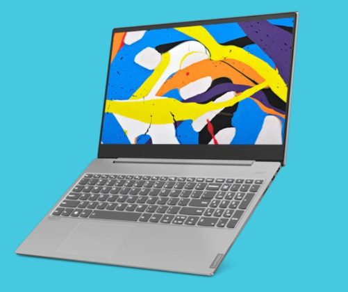 Lenovo Ideapad S540 for graphic designing and video editing
