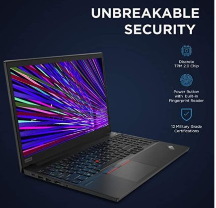 Lenovo Thinkpad E15 Laptop For Engineering Students in India